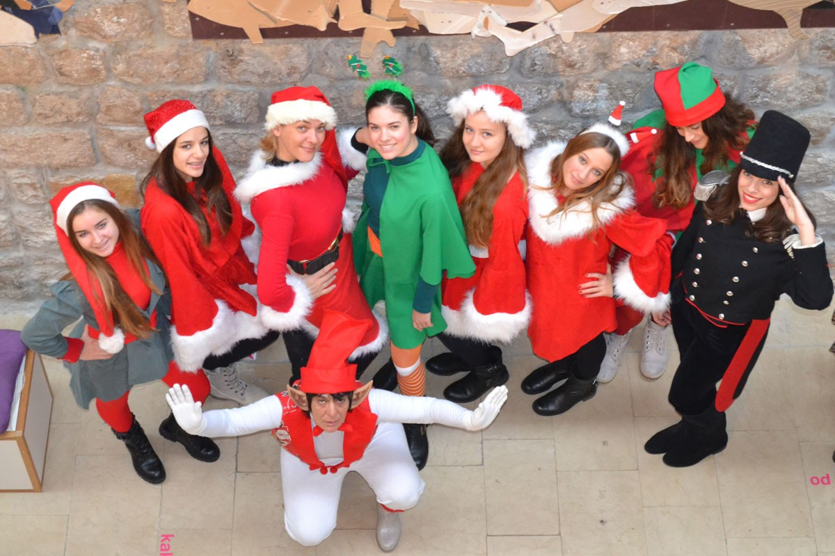 Photo of Photo Gallery: St. Nicholas, dwarves and elves at the party in Dubrovnik
