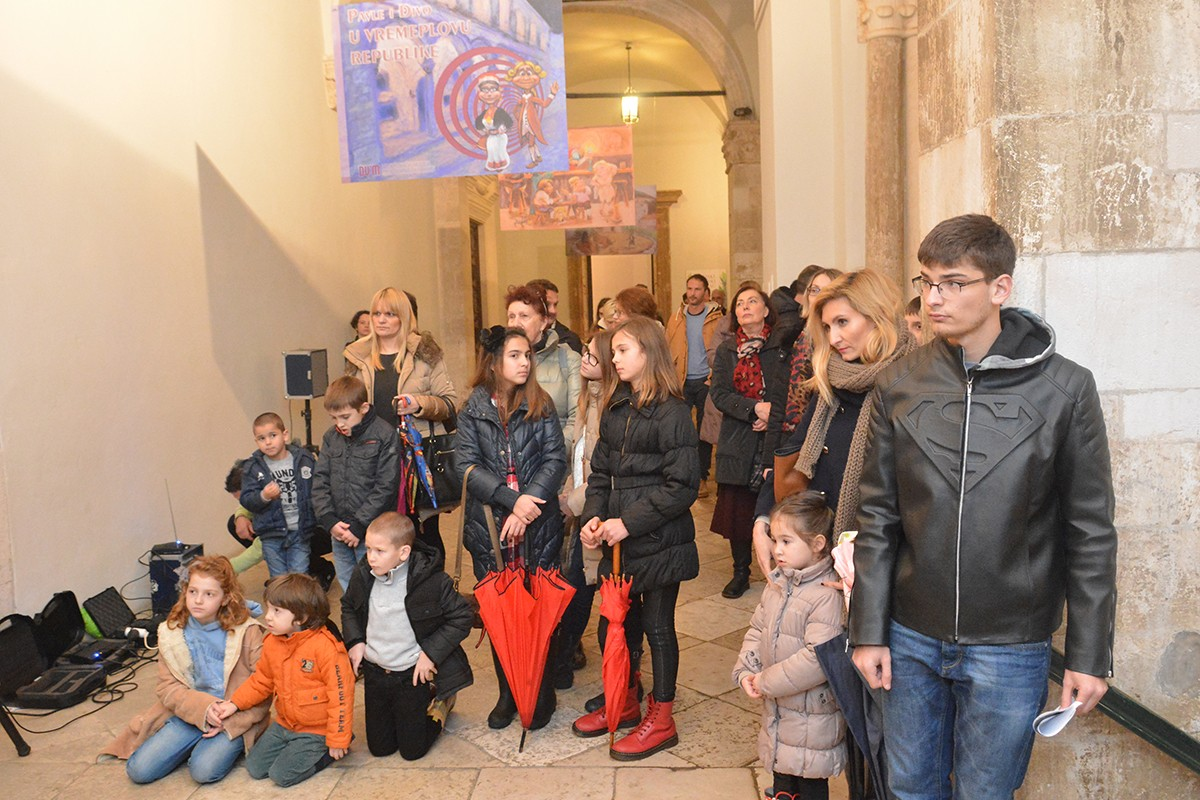 Photo of Photo Gallery: Museum Night  in Dubrovnik