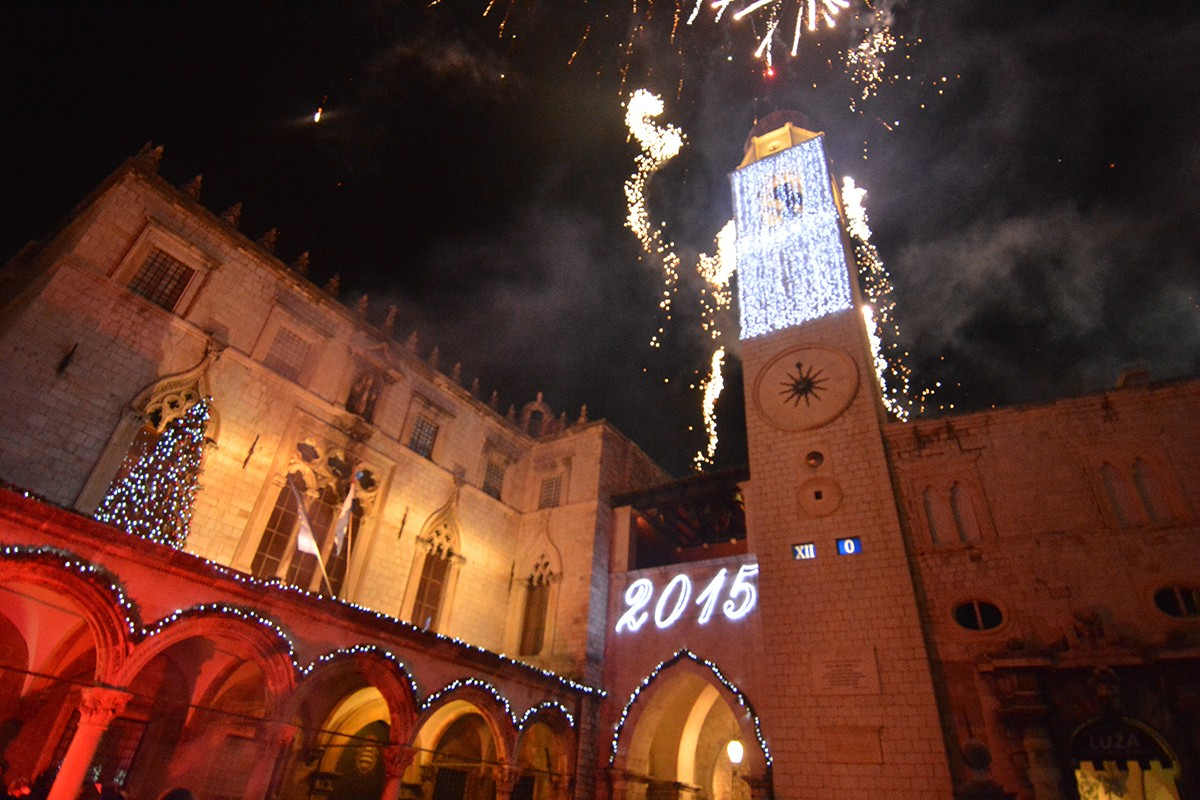 Photo of Where to Party For New Year's Eve in Dubrovnik?