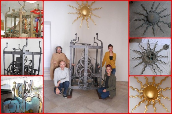 Students from Dubrovnik had restored the clock and the city bell