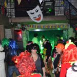 Great costume party on Friday 13th!