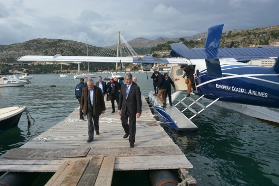 Photo of Hydroplane soon in Dubrovnik?