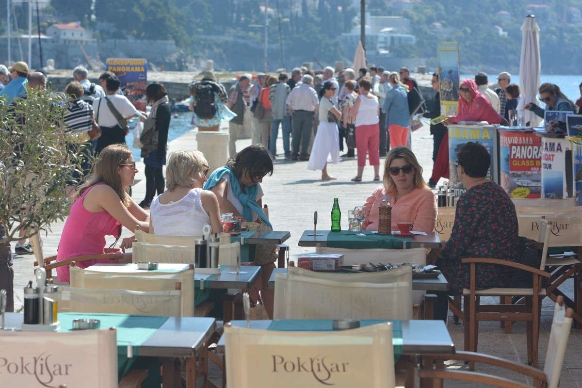 Photo of New records in August: 1,880,553 people stayed in Dubrovnik-Neretva County