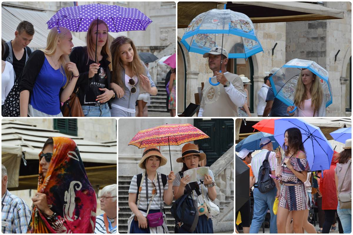 Photo of Photo Gallery: 'Dancing' in the Summer Rain