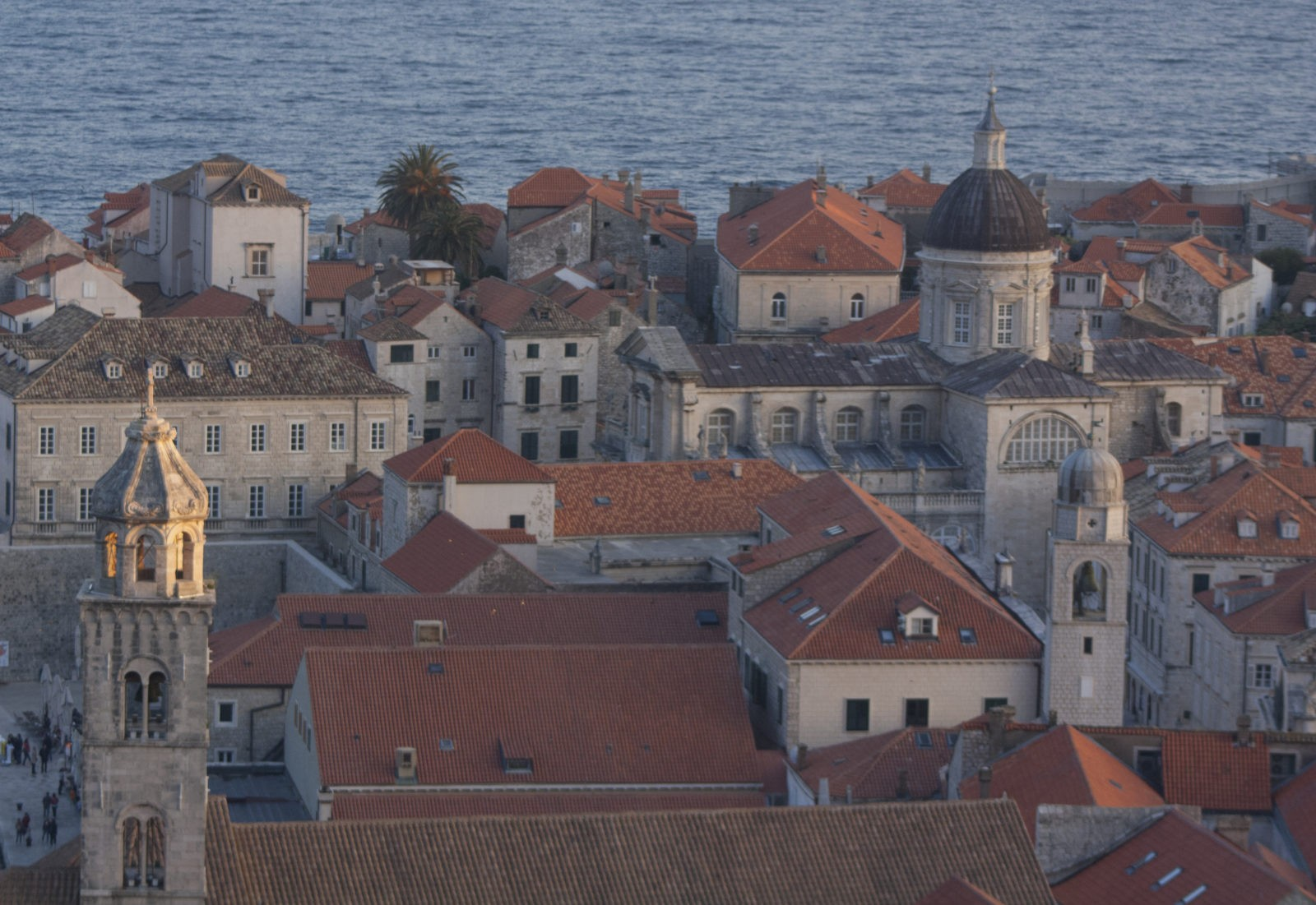 Photo of Dubrovnik, the most beautiful city on the Balkan Peninsula
