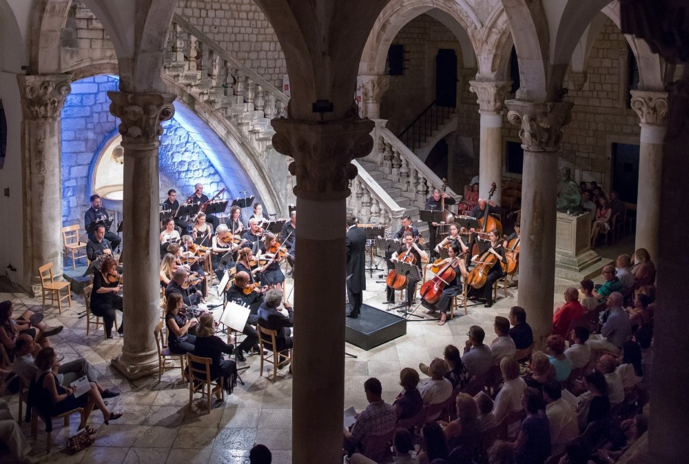 Photo of A music treat at the Rector's Palace