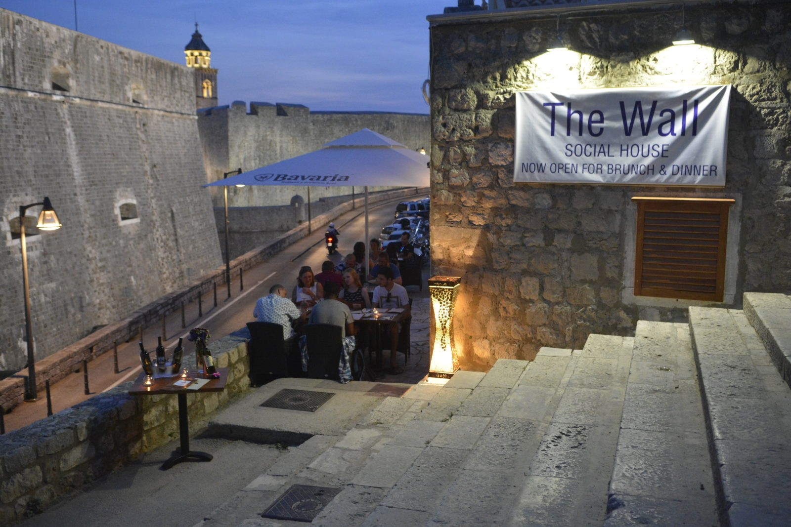 Photo of The Wall – affordable luxury, traditional food, breathtaking views