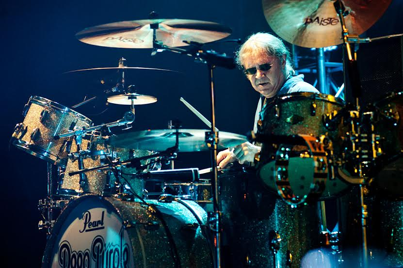 Photo of Ian Paice performs on the 26th September in Dubrovnik