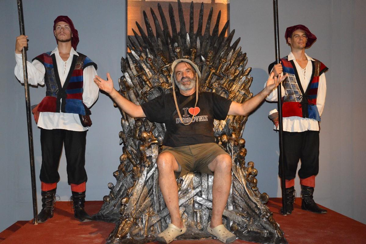 iron throne lokrum