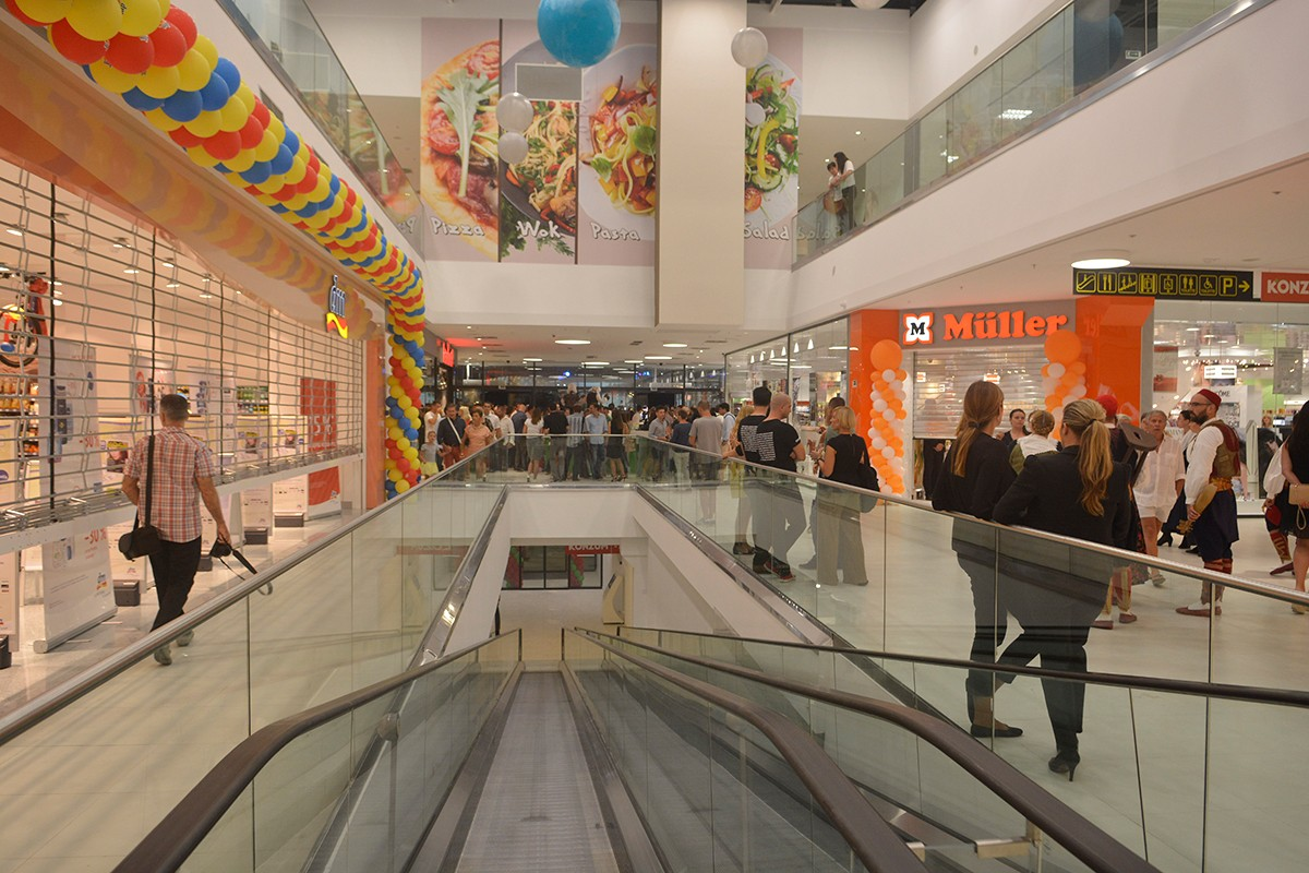 Photo of Sub City opened – crowded shopping mall is a new hit destination in Dubrovnik
