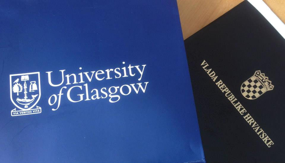 Photo of News from abroad: The elements of Croatian Studies will be taught at University of Glasgow