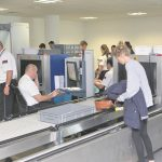 airport dubrovnik detector explosive