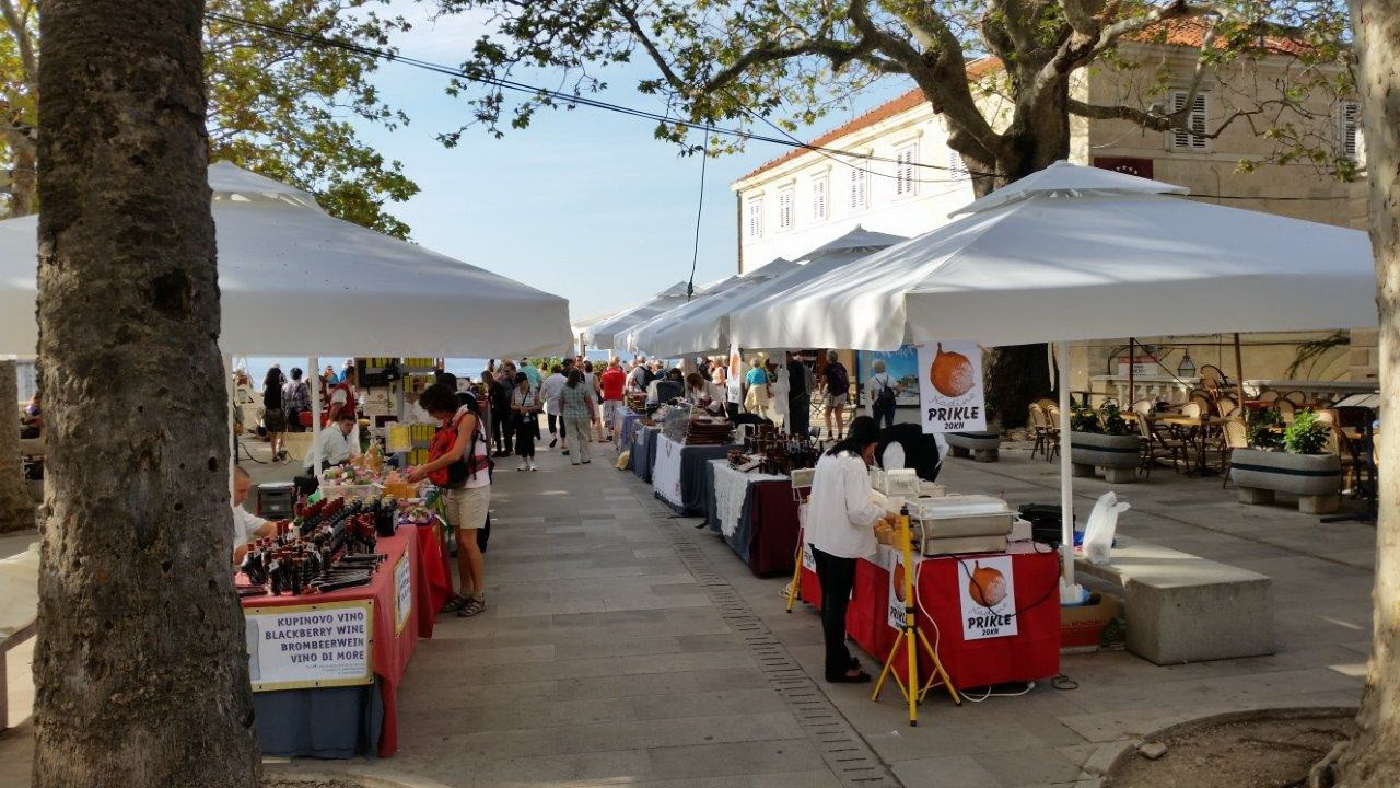 Fair of healthy food and local products