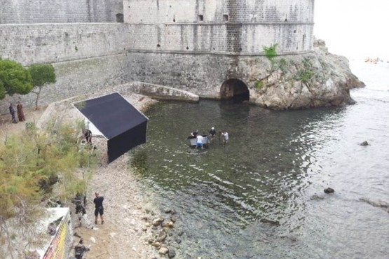 Photo of Game of Thrones in Dubrovnik again!