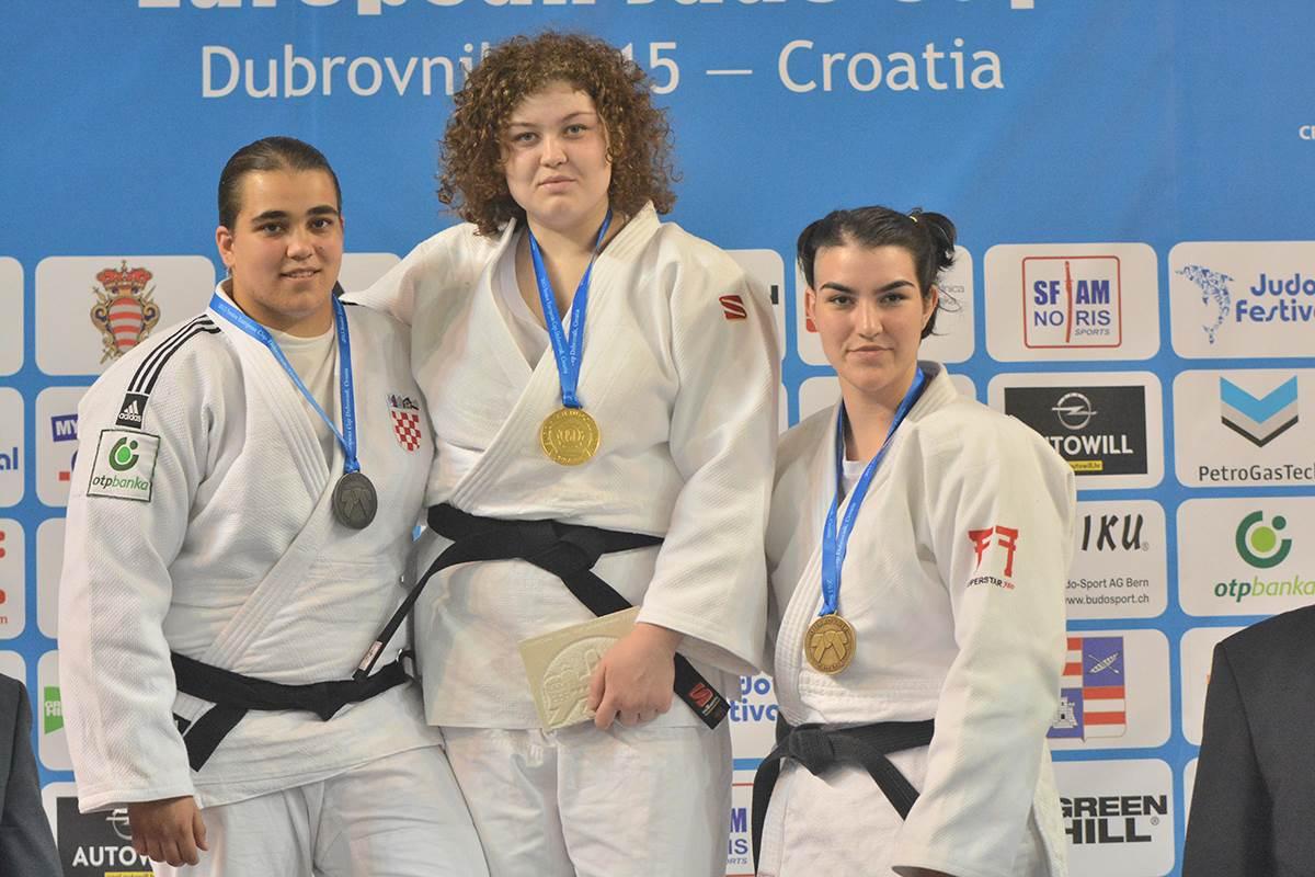 Photo of European Judo Cup: Croatia Won Five Medals