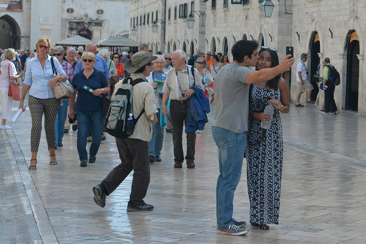 Photo of Photo Gallery: Sunday in the city of #Dubrovnik