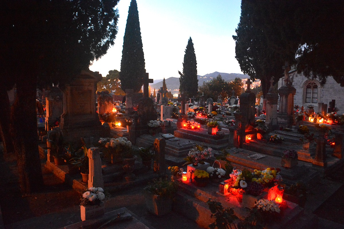 Photo of All Souls' Day in Dubrovnik