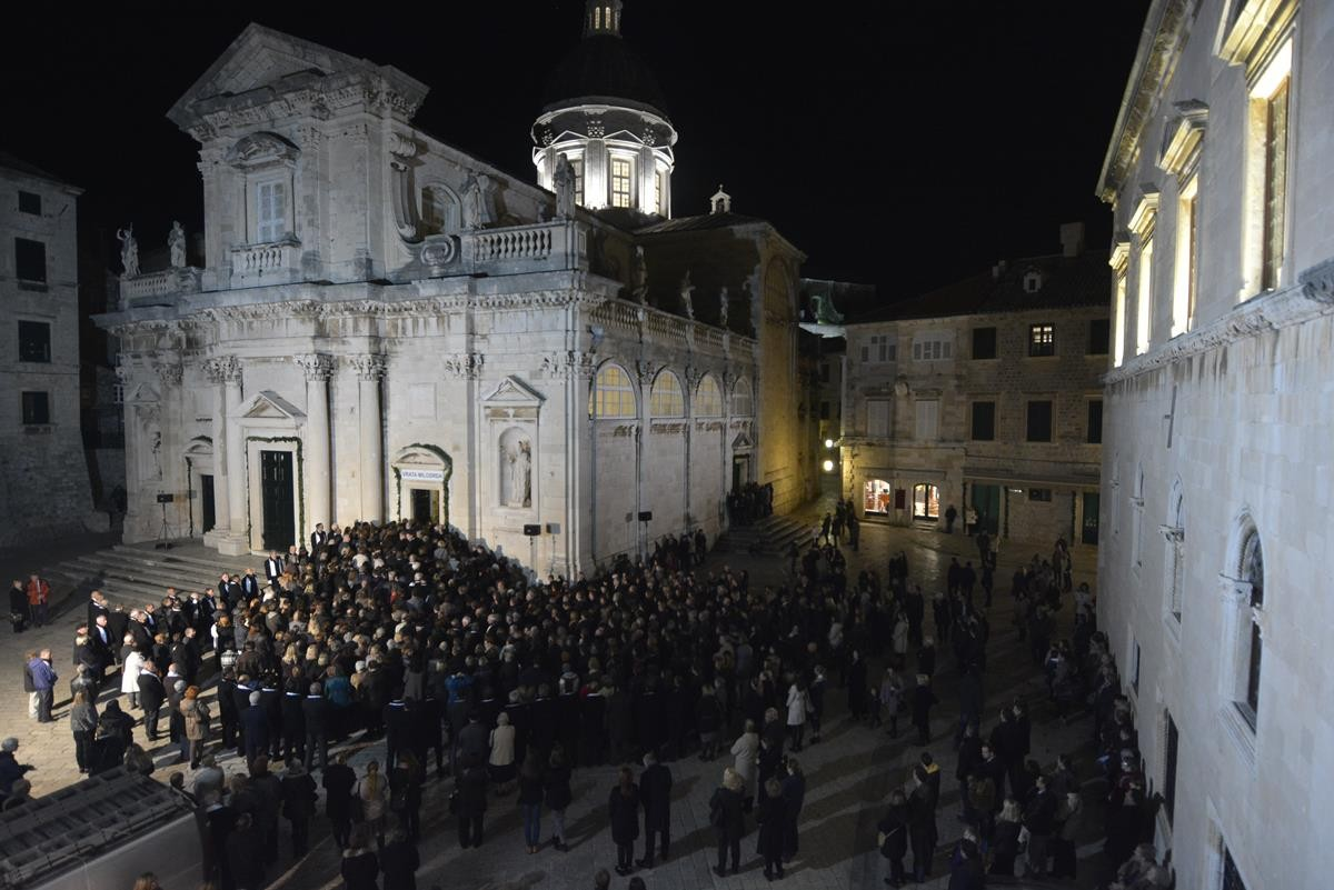 Photo of Dubrovnik Opens the Doors of Mercy for the First Time in History