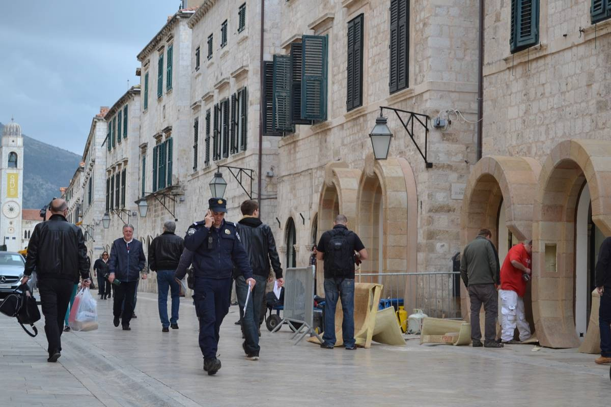 Photo of DETAILS ABOUT FILMING Morning with Star Wars in Dubrovnik!