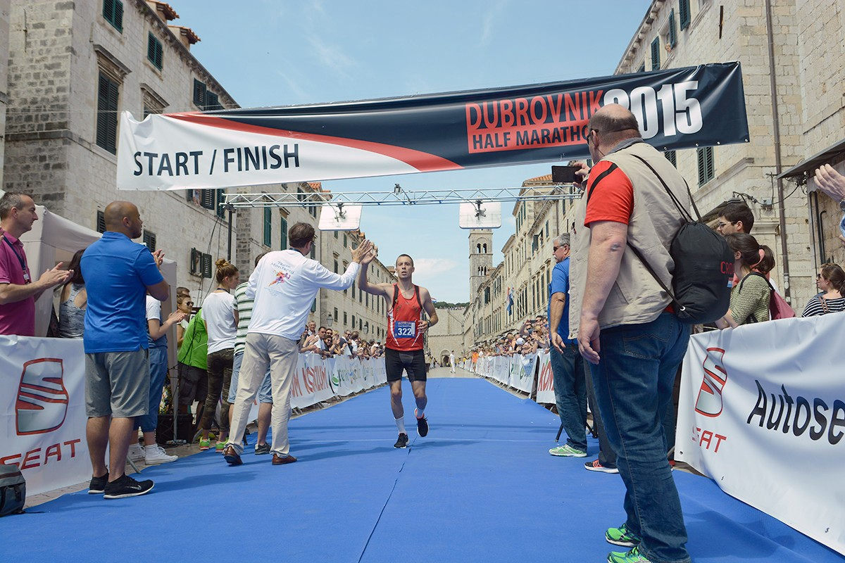 Photo of Du Motion Invites More than 1000 Runners to Dubrovnik