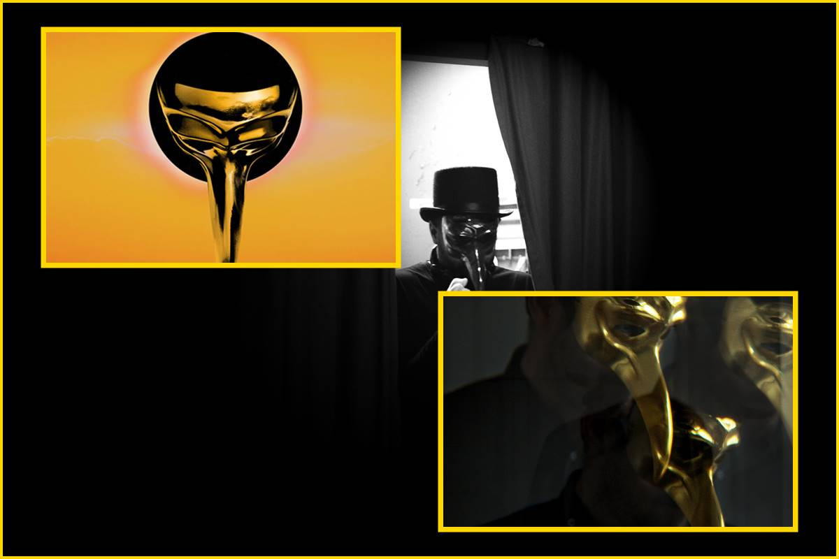 Photo of Man Behind the Golden Mask: Claptone is Coming to Dubrovnik!