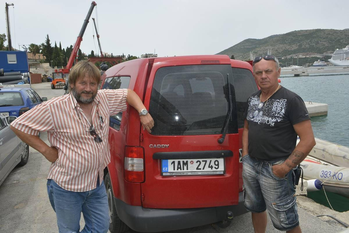 Photo of While Waiting the Tonight's Match Croatia-Czech on UEFA: Meet Zdenek, the Czech Living in Dubrovnik!
