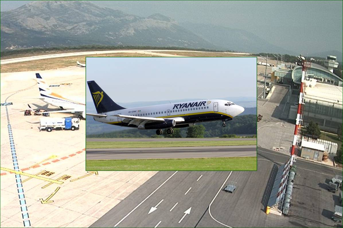 Photo of Irish 'Air Giant' Ryanair is Coming to Dubrovnik?