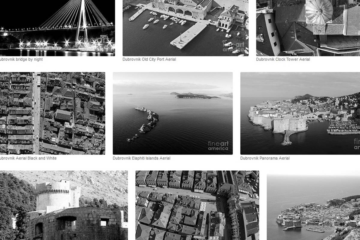Photo of This Author Dedicated an 'Aerial' Video And Great Photo Gallery to Dubrovnik