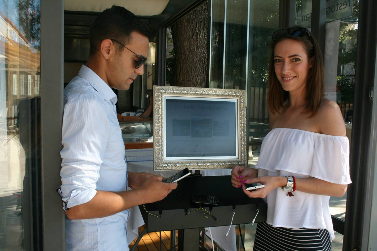 Photo of 'Storm Media' in Dubrovnik: A New Step Into the Future of Advertising