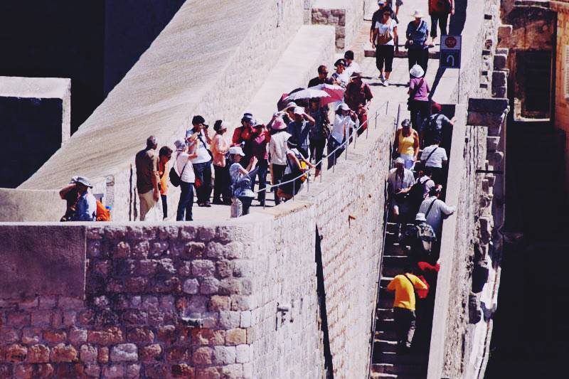 Photo of Another Record Set: Ten Thousand Visitors Went on City Walls – Today