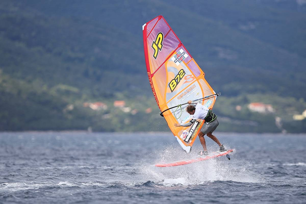 Photo of European Freestyle Pro Tour: Best Surfers of the World on Pelješac