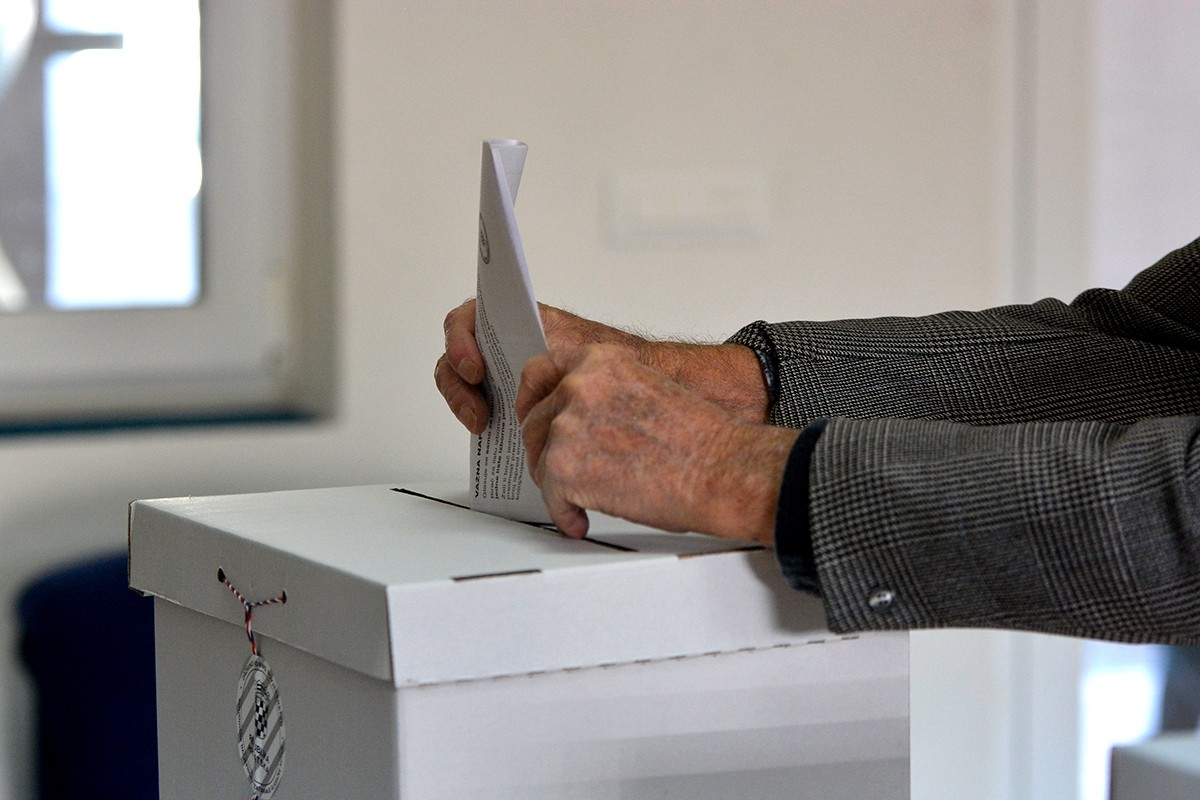 Photo of Croatia Votes Today for the New Members of the Parliament