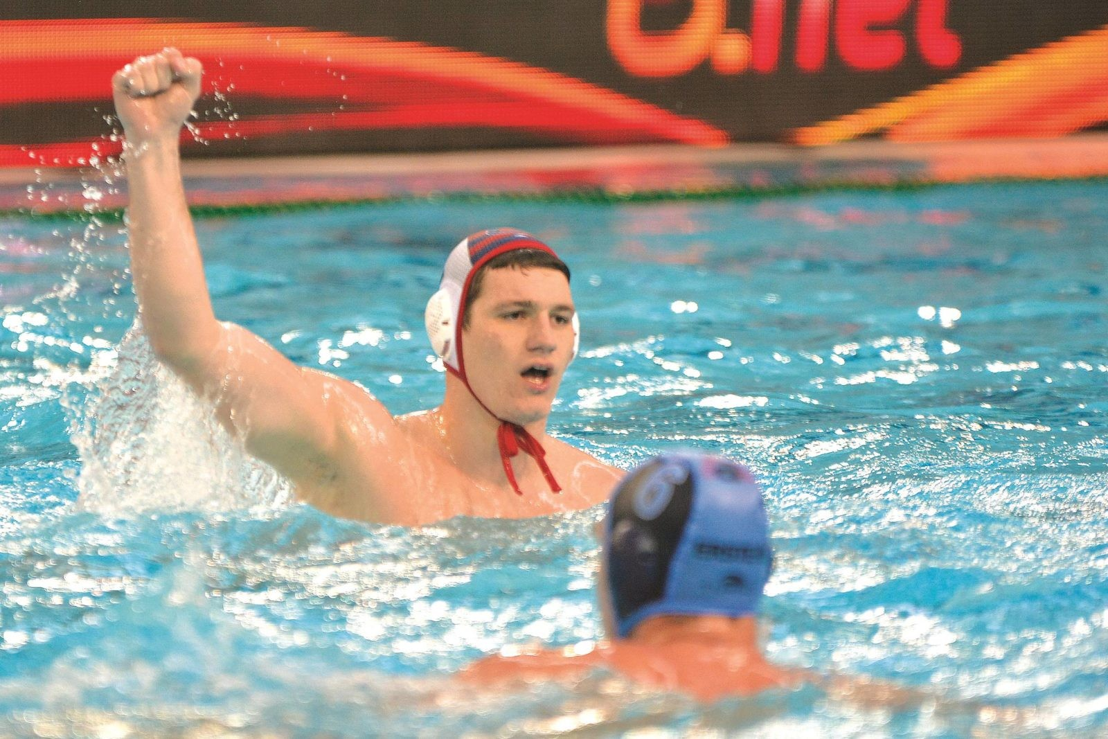 Photo of Youngest Olympic Medal Winner, Marko Macan: 'We Played as One in Rio'