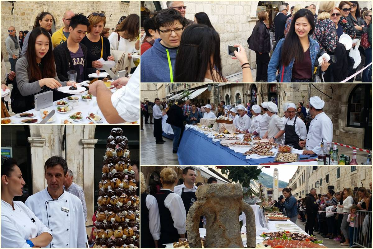 Photo of Photo Gallery: The Taste of Dubrovnik Table