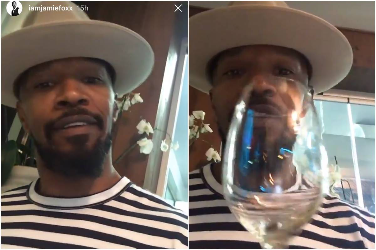 Photo of Despite Some Annoying Locals, Jamie Foxx is Having a Good Time in Dubrovnik!