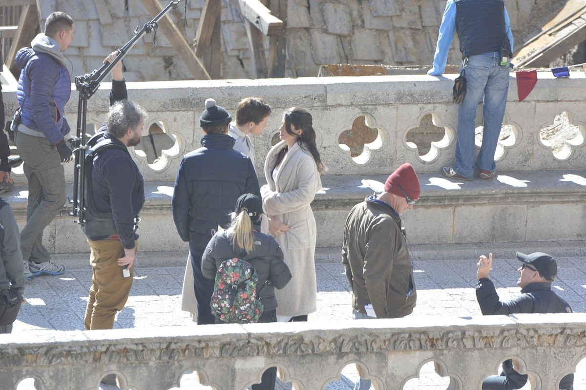 Photo of Uh Oh! Robin Hood, Filmed in Dubrovnik, Nominated for Golden Raspberry
