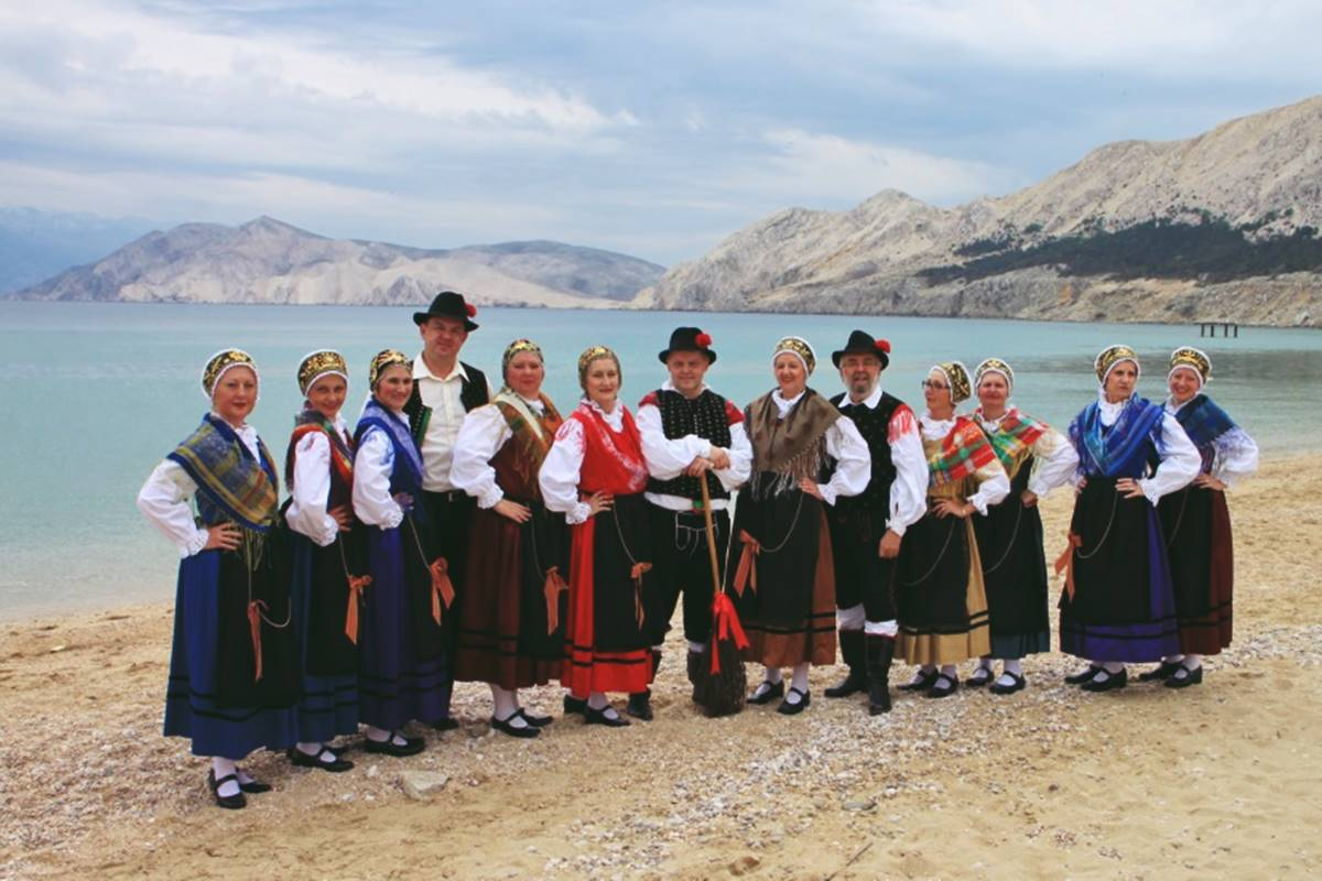 Photo of Slovenian Folk Songs in Front of the St. Blaise Church