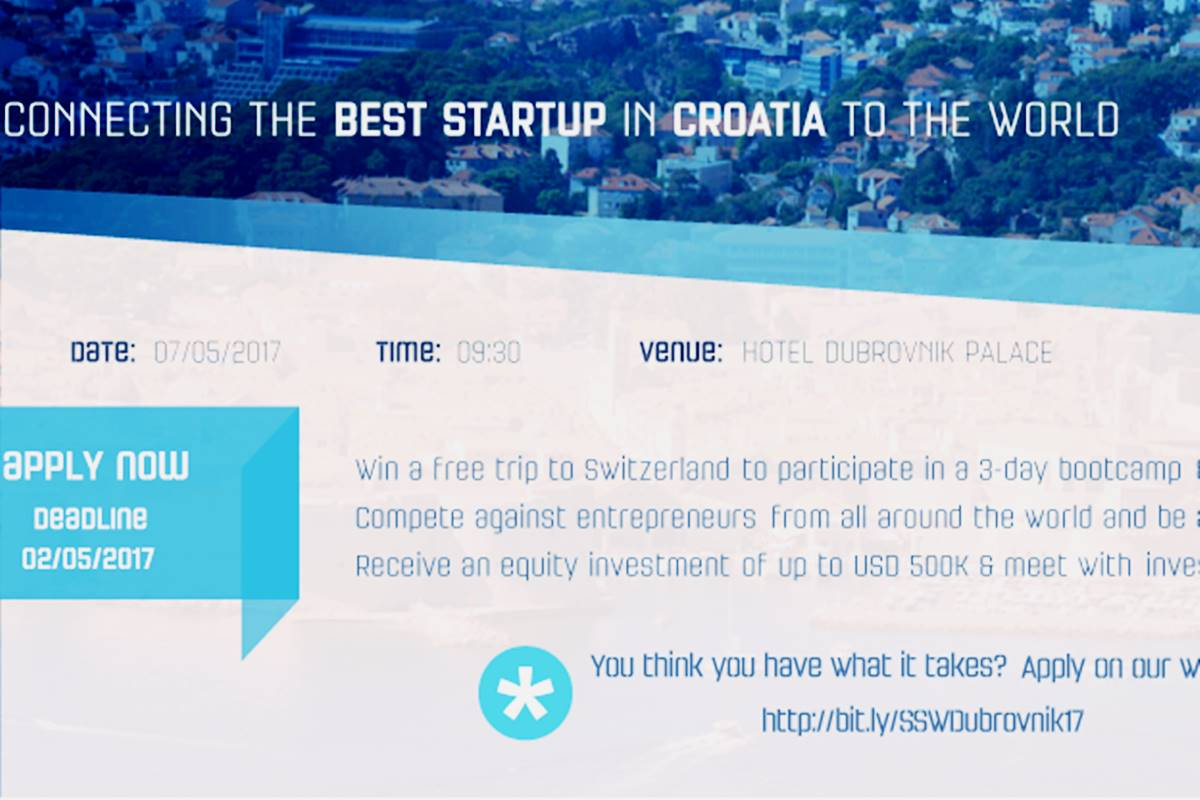 Photo of Seedstars World is Coming to Dubrovnik to Find the Best Startup in Croatia!