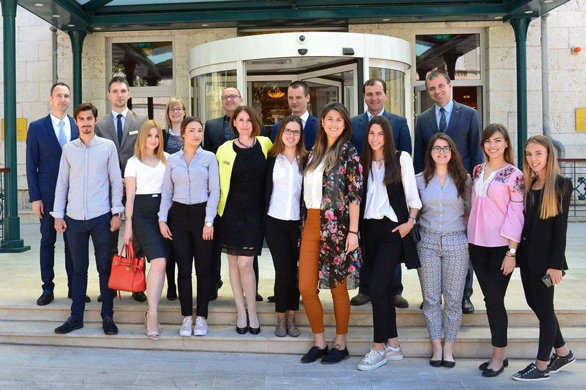 Photo of Hilton Imperial Dubrovnik Takes Part in Hilton Worldwide's Annual Global Career Week