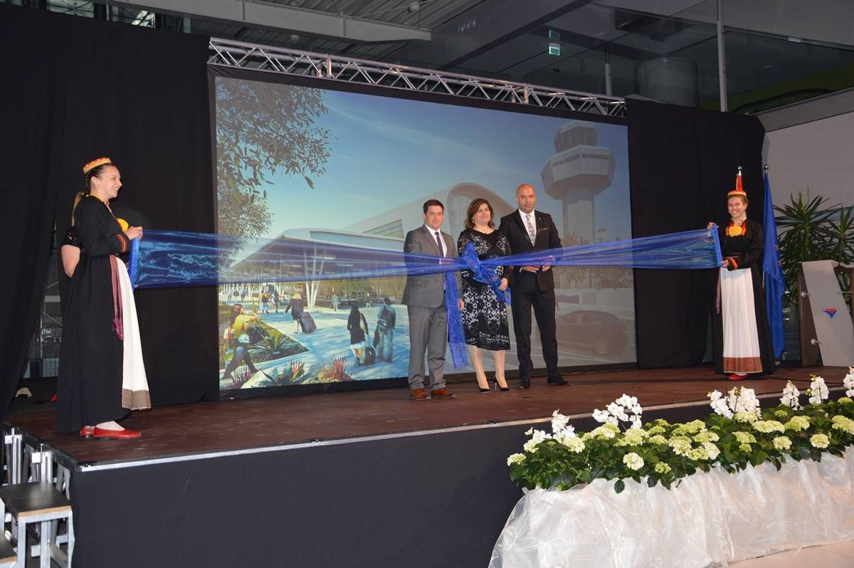 Photo of Photo Gallery: Opening Ceremony of the New Dubrovnik Airport Passenger Terminal