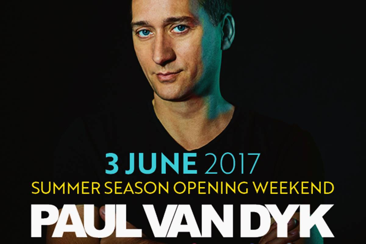 Photo of Paul van Dyk is Opening the Summer Season in Revelin