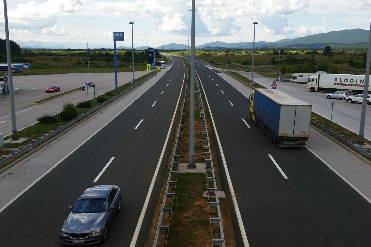 Photo of More Expensive Croatian Highways
