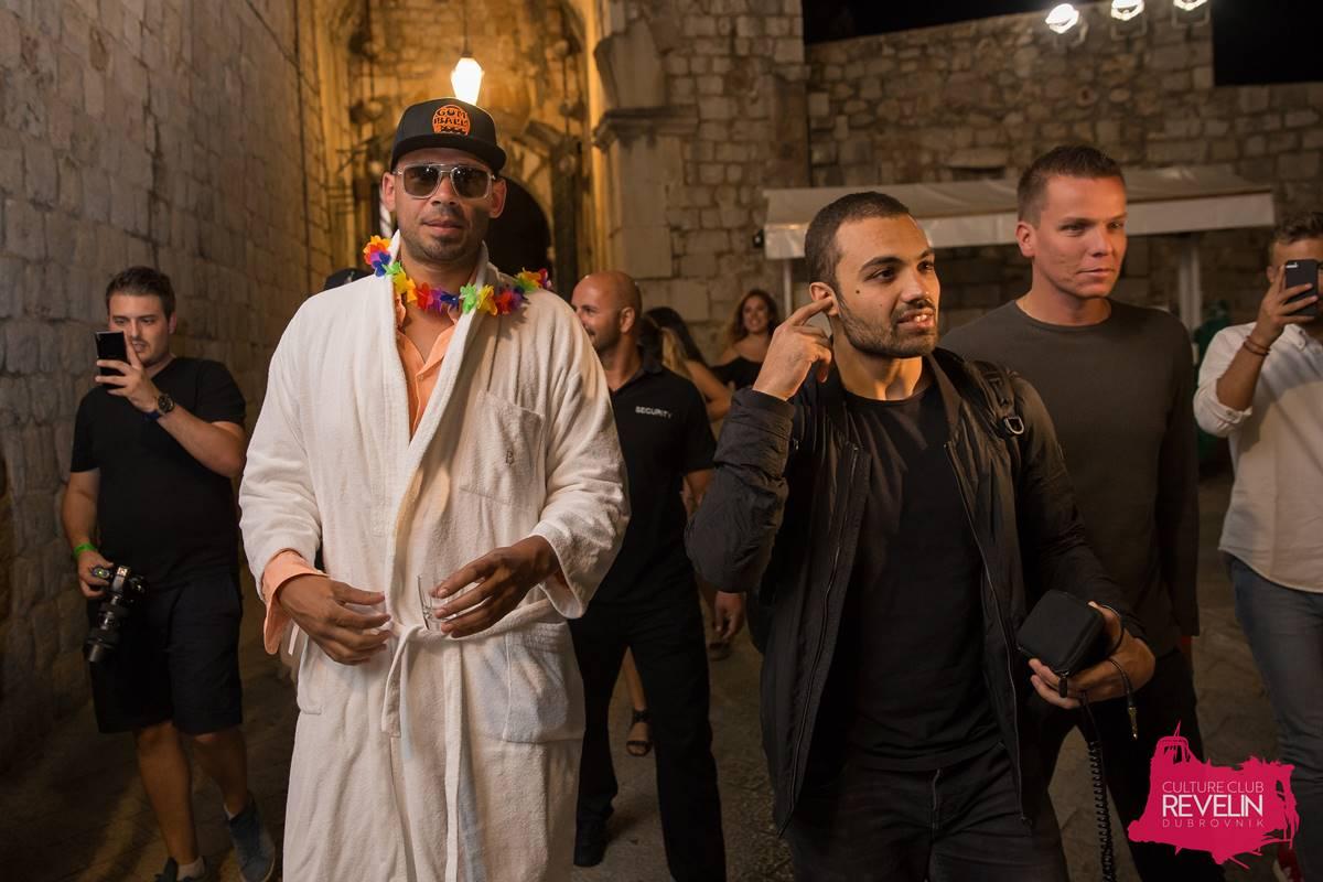 Photo of Video: A Dutch DJ AFROJACK Really, Really Loves Dubrovnik