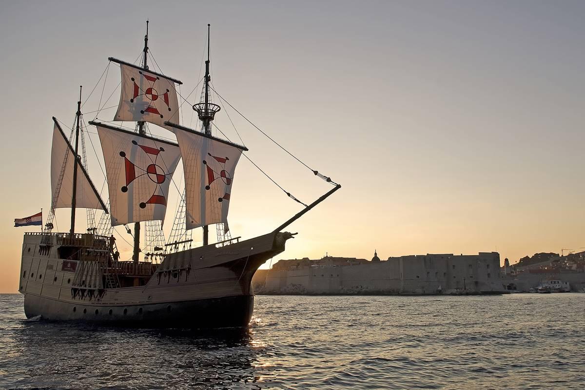 Ship Karaka
