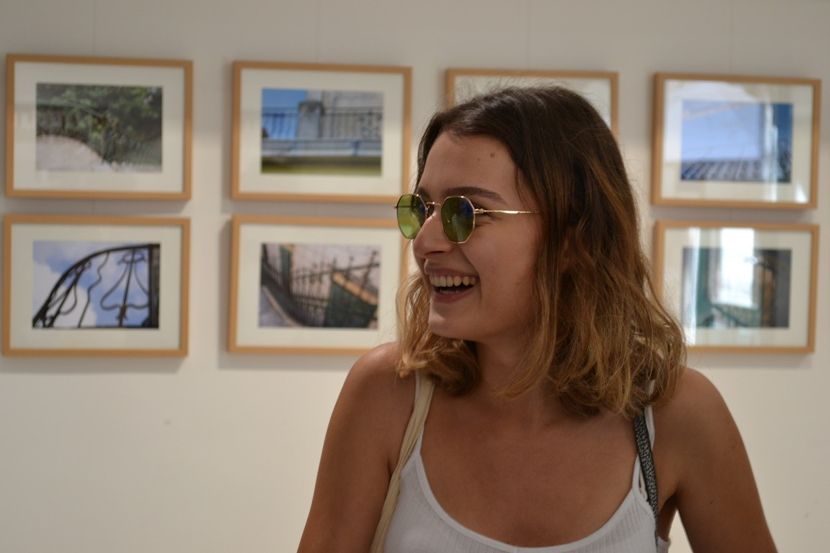 Photo of Charming Merve Öden is the Millionth Visitor of Dubrovnik City Walls