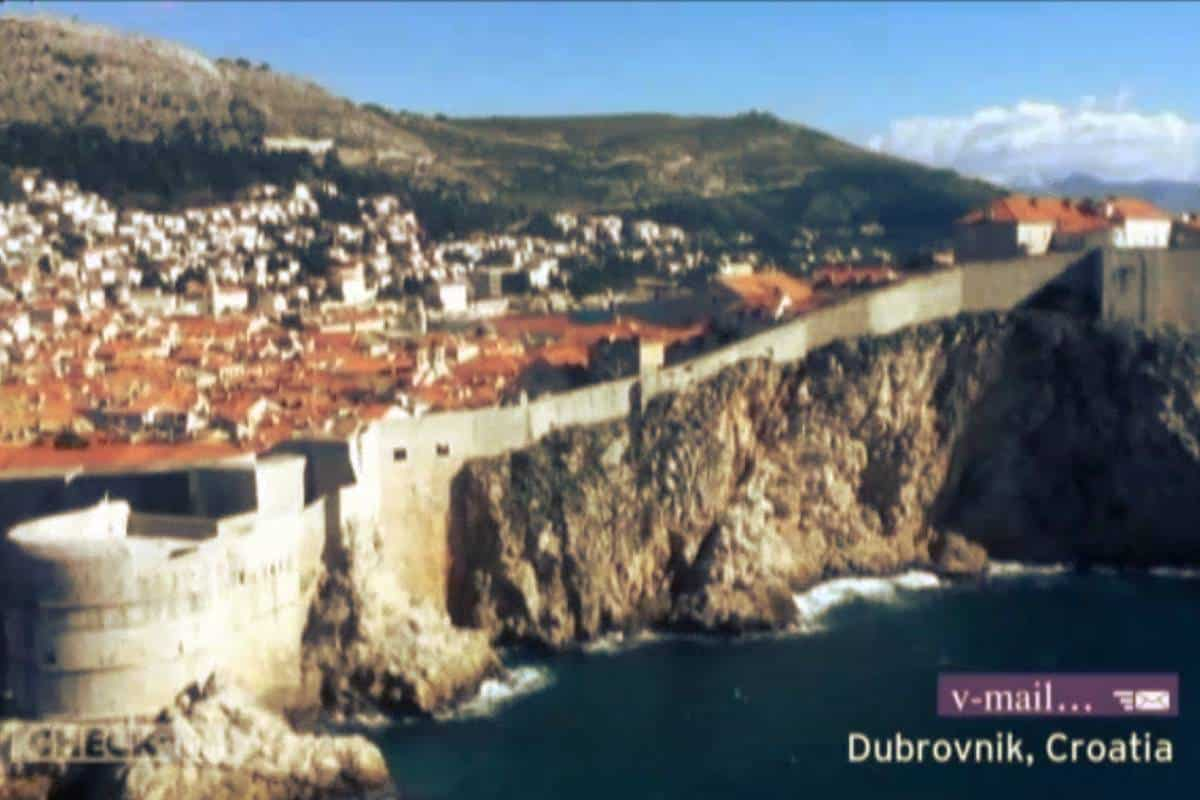 Photo of Erasmus Student Viktor Made the Amazing Video About Dubrovnik
