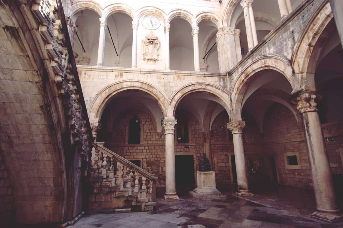 Photo of Rector's Palace Closes its Door Until May 2018