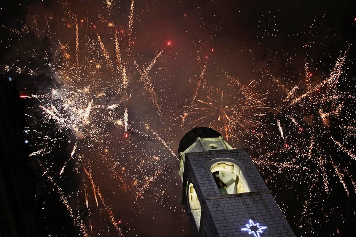 Dubrovnik Fireworks
