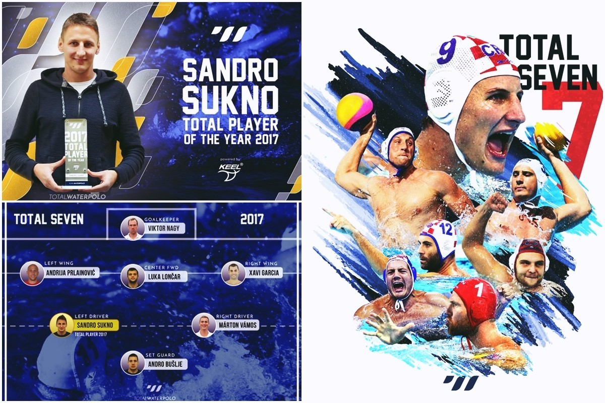 Photo of The Jury has Spoken: Sandro Sukno is the Total Player 2017