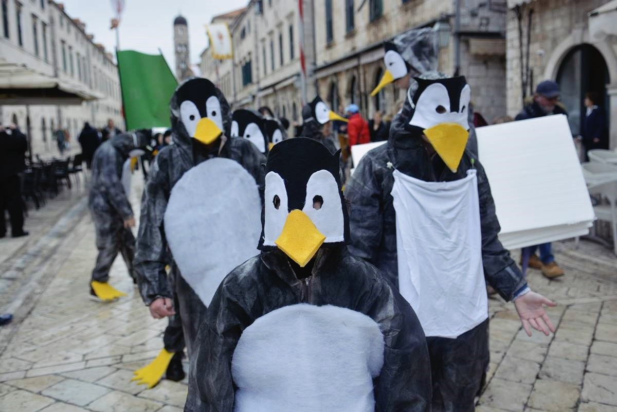 Photo of Funnier, Different & Entertaining: Be a Part of Dubrovnik Carnival!